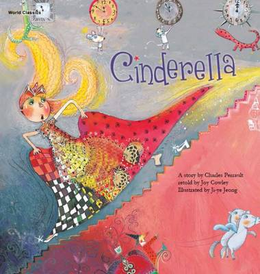 Cinderella - Perrault, Charles, and Cowley, Joy (Editor)