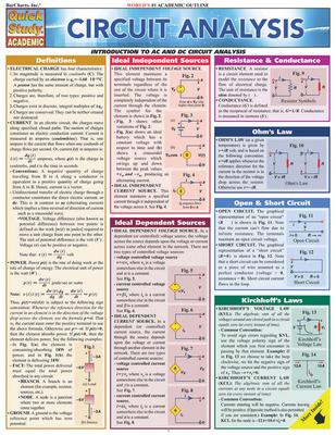 Circuit Analysis - BarCharts, Inc.