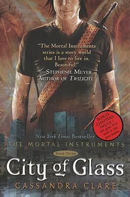 City of Glass - Clare, Cassandra