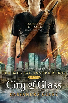 City of Glass - Clare, Cassandra