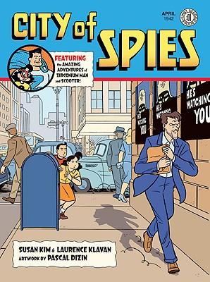 City of Spies - Kim, Susan