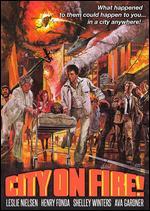 City on Fire - Alvin Rakoff