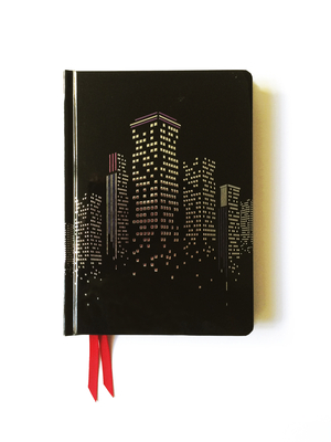 Cityscape (Contemporary Foiled Journal) - Flame, Tree