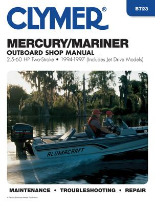 CL Mercury Mariner 2.5-60HP 2Str 1994-97 - Penton
