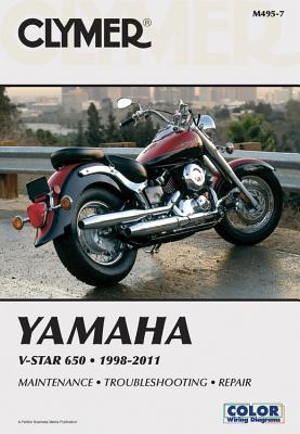 CL Yamaha Twins V Star 650 1998-2011 - Penton