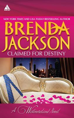 Claimed for Destiny - Jackson, Brenda