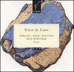 Clair de Lune: French Piano Music