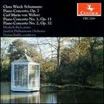 Clara Wieck Schumann, Carl Maria von Weber: Piano Concerto