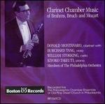 Clarinet Chamber Music of Brahms, Bruch, and Mozart