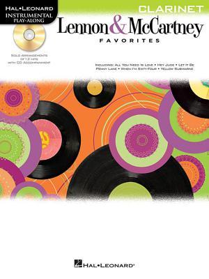 Clarinet Play-Along: Lennon & Mccartney Favourites -