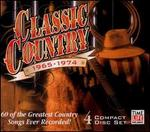 Classic Country: 1965-1974