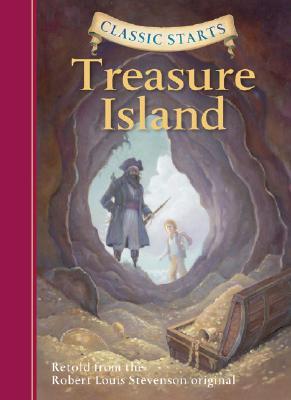 Classic Starts (R): Treasure Island - Stevenson, Robert Louis, and Tait, Chris (Retold by)