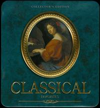 Classical Favorites [Collector's Edition Music Tin] - Akiko Miyazashi (flute); Bamberg String Quartet; Bianca Sitzius (piano); Franz Bach (percussion); Ida Cernicka (piano);...