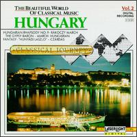 Classical Journey: Hungary - Budapest Strings; Jenö Jandó (piano)