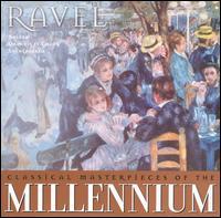 Classical Masterpieces of the Millennium: Ravel - Andrea Vigh (harp); Eszter Horgas (flute)