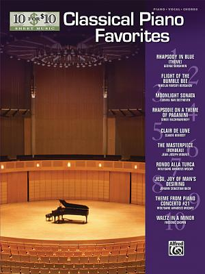 Classical Piano Favorites - Alfred Publishing (Creator)