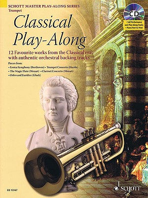 Classical Play-Along for Trumpet - Vassiliev, Artem