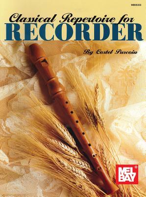 Classical Repertoire for Recorder - Puscoiu, Costel