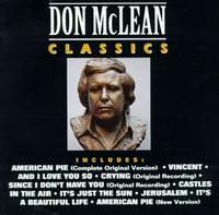 Classics - Don McLean