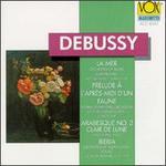 Claude Debussy: La Mer; Prélude À L'Après-Midi D'Un Faune; Arabesque No. 2; Clair De Lune; Iberia