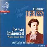 Claude Debussy: Préludes & Images