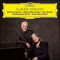 Claude Debussy - Daniel Barenboim (piano); Kian Soltani (cello); Martha Argerich (piano); Michael Barenboim (violin); Staatskapelle Berlin;...