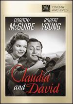 Claudia and David - Walter Lang