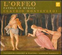 Claudio Monteverdi: L'Orfeo - Favola in Musica - Anna Dennis (vocals); Charles Daniels (tenor); Christopher Purves (bass); Clare Wilkinson (mezzo-soprano);...