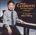 Clementi: Five Piano Sonatas