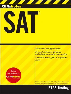 Cliffsnotes SAT - Btps Testing