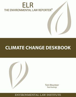 Climate Change Deskbook - Mounteer, Tom