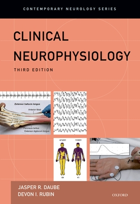 Clinical Neurophsyiology - Daube, Jasper R, MD (Editor)