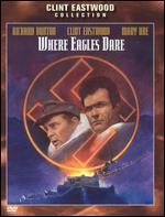 Clint Eastwood Collection: Where Eagles Dare