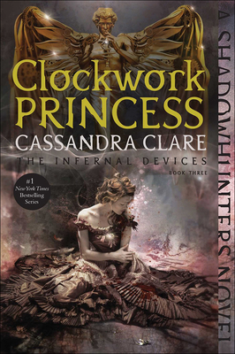 Clockwork Princess - Clare, Cassandra