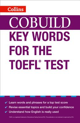COBUILD Key Words for the TOEFL Test -