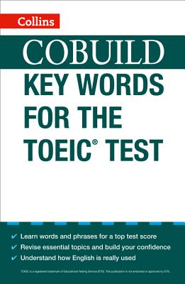 COBUILD Key Words for the TOEIC Test -