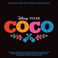 Coco [Original Motion Picture Soundtrack] - Michael Giacchino/Kristen Anderson-Lopez/Robert Lopez/Germaine Franco/Adrián Molina