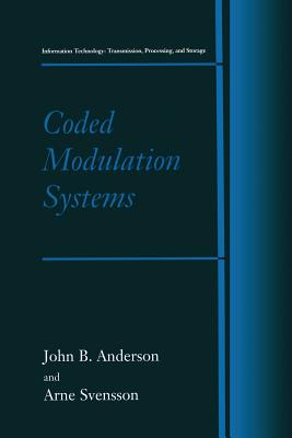 Coded Modulation Systems - Anderson, John B