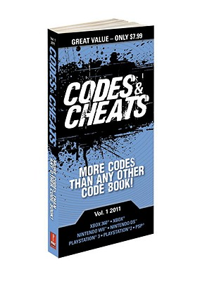 Codes & Cheats, Volume 1: Prima Official Game Guide - Prima Games (Creator)