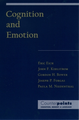 Cognition and Emotion - Eich, Eric