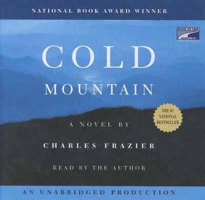 Cold Mountain - Frazier, Charles (Read by)