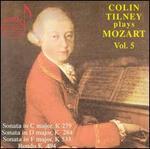 Colin Tilney plays Mozart, Vol. 5