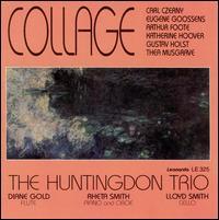 Collage - Diane Gold (flute); Huntingdon Trio; Rheta Smith (oboe)