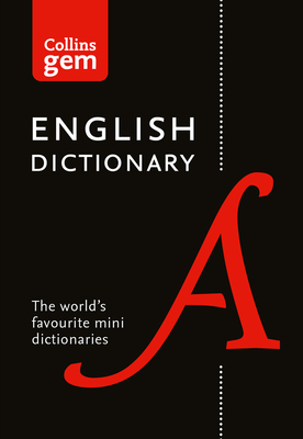 Collins English Dictionary Gem Edition: 85,000 Words in a Mini Format - Collins Dictionaries