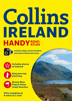 Collins Handy Road Atlas Ireland - Collins Maps