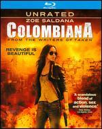 Colombiana [Unrated] [Blu-ray] [Includes Digital Copy]