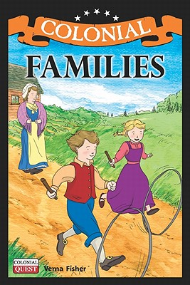 Colonial Families - Fisher, Verna