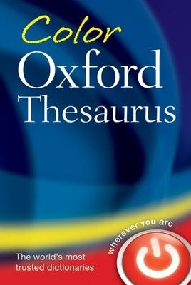 Color Oxford Thesaurus - Waite, Maurice (Editor)