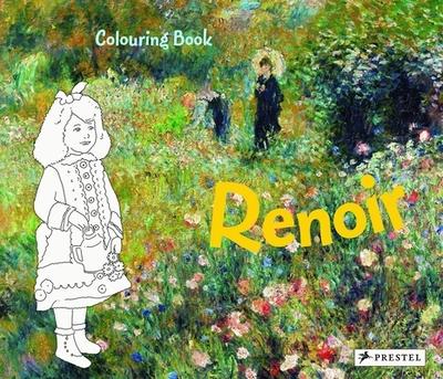 Coloring Book Renoir - Roeder, Annette