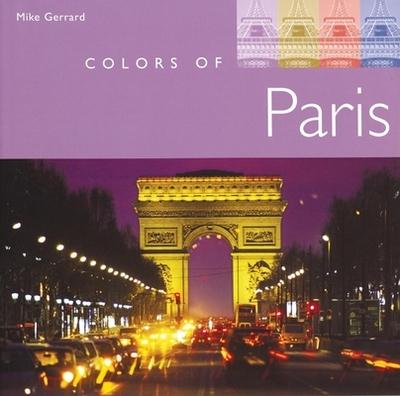 Colors of Paris - Gerrard, Mike
